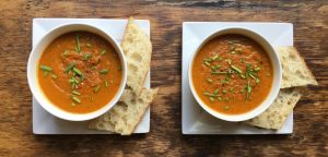 Sweet Potato - Carrot Soup