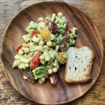 Avocado-White Bean Salad