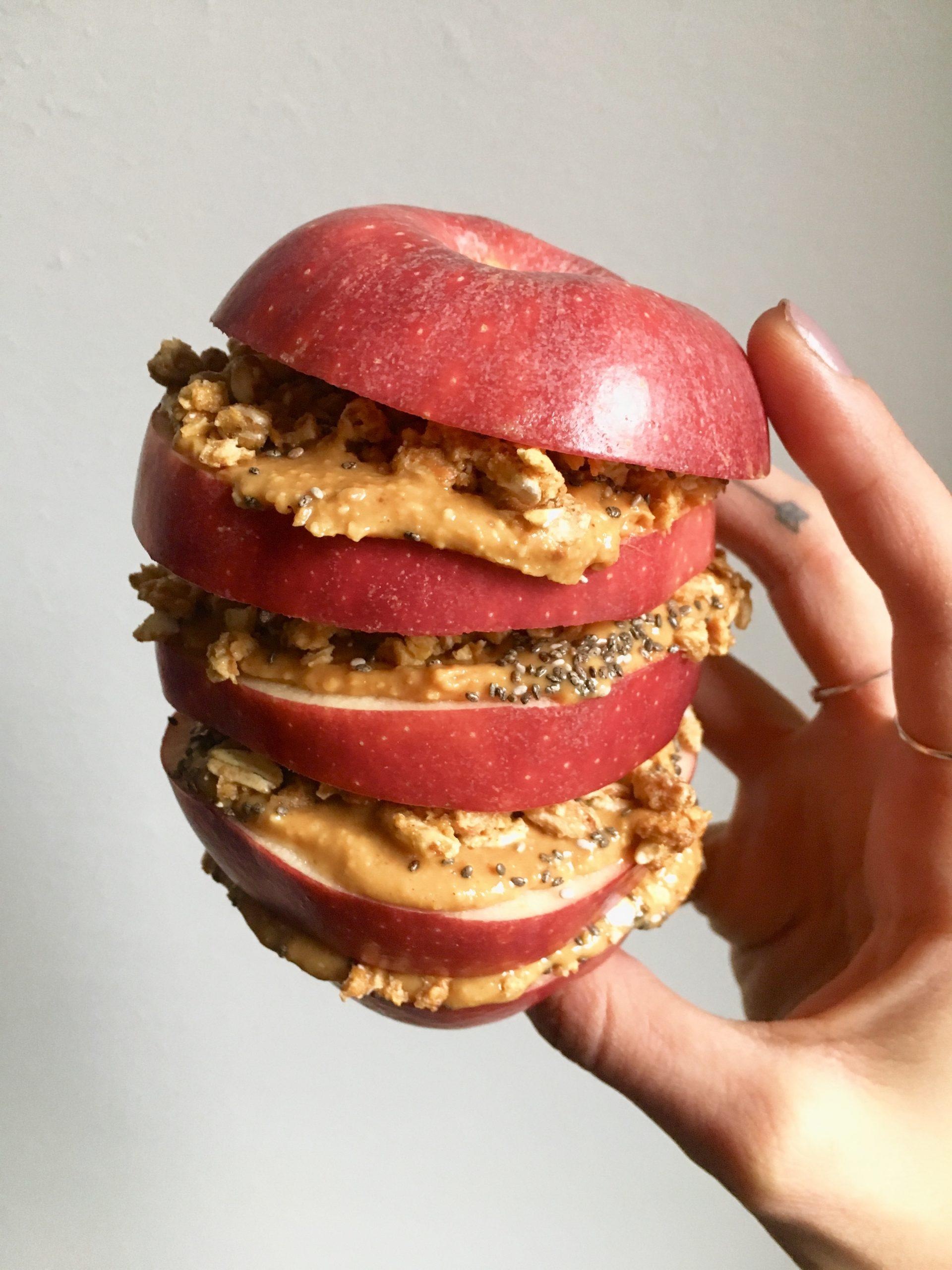 Sweet Crunchy Apple