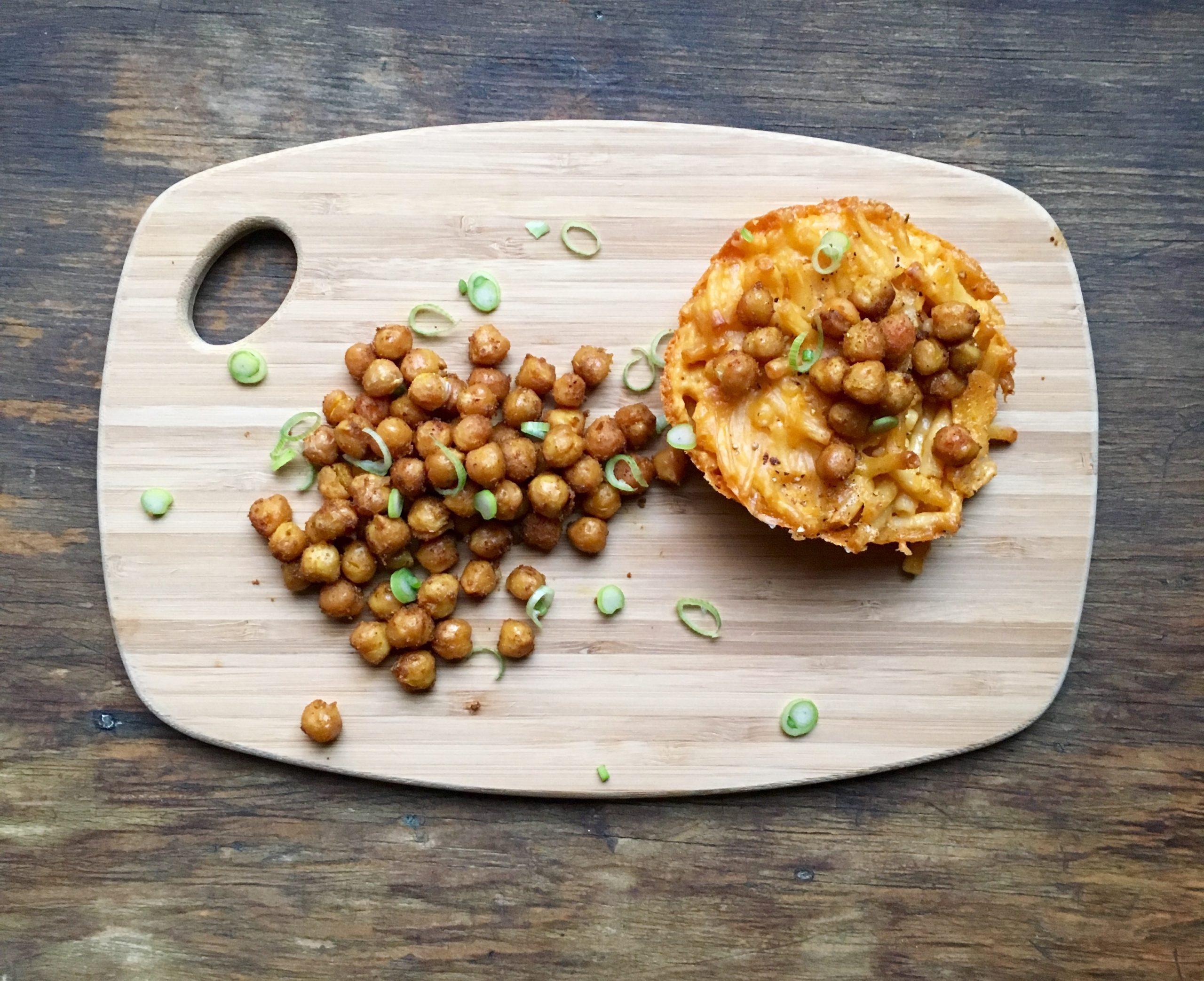Mac & Cheese Muffin