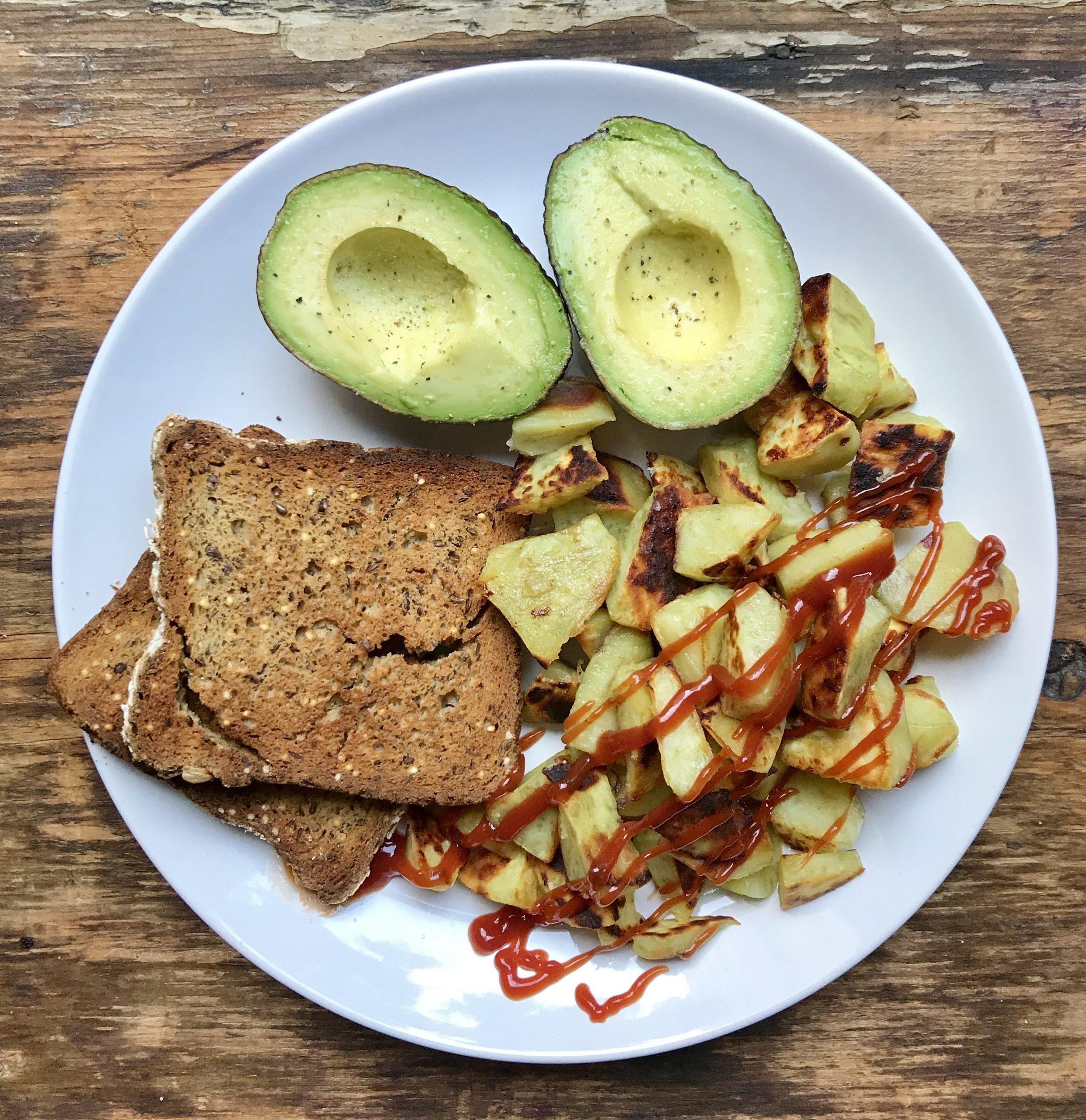 Simple Breakfast potatoes
