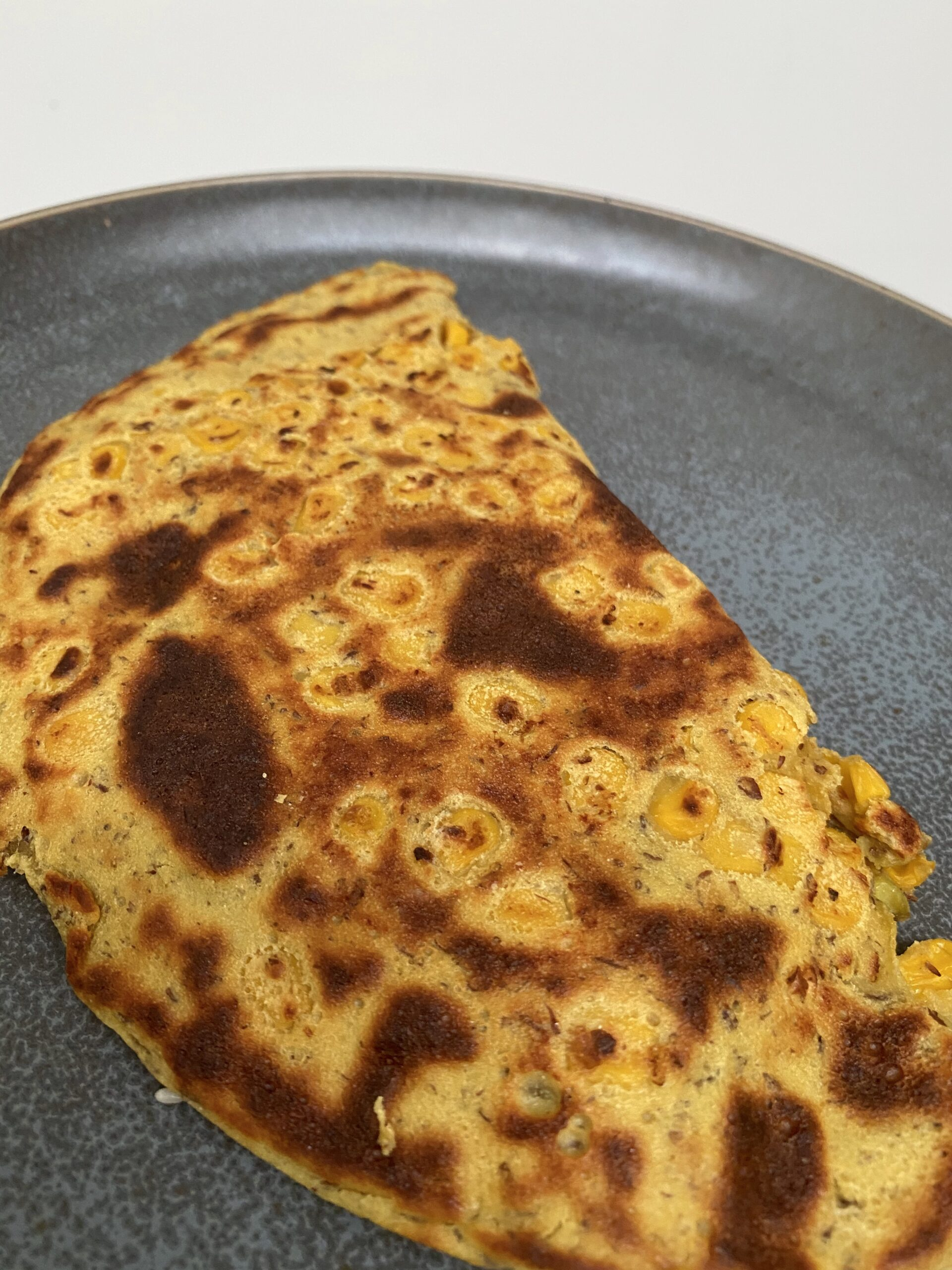 Chickpea Omelette