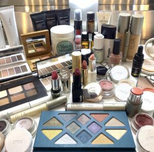 Jenna Anton's Make up on set