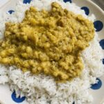 Lentil Dal with Squash and Coconut